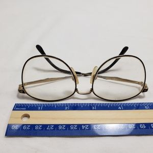 4f787ac85479 Laura Ashley Accessories - Laura Ashley Isabelle Glasses Rx Floral Japan  Gold